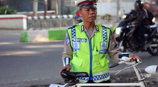 Bripka Seladi Harumkan Instansi Kepolisian