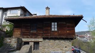 Bulgaria. Varosha, Veliko Tarnovo.