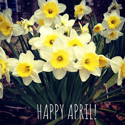Happy April ~ Letter From The Editor - Pieces of a Mom