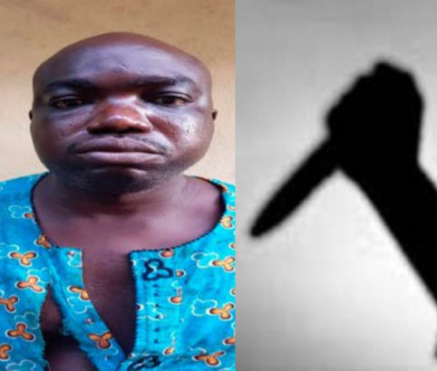 Man stabs his 65-year-old mother to death in Lagos