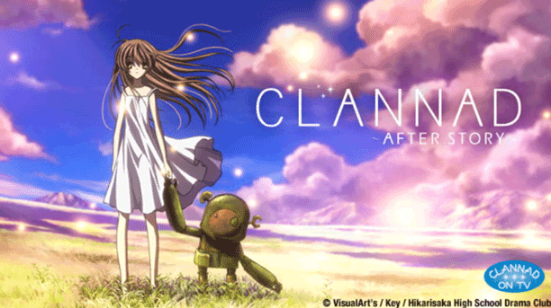 Clannad: After Story - Anime Romance Sad Ending Terbaik