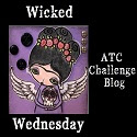 Wicked Wednesday ATC Challenges