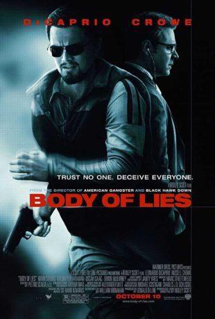 Body of Lies 2008 BRRip 720p Dual Audio In Hindi English ESub