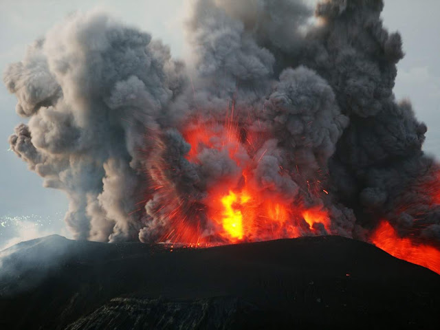 Thanks, Volcanoes! Earth Cooler Than Expected Due to Recent Eruptions