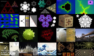 'The Fractal Universe': Pecha Kucha talk, 28-Nov-2011, all slides