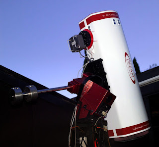 "Image of 16"" Astrograph Imaging Telescope"