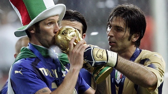 Thủ môn Buffon hướng đến kỷ lục 6 lần dự World Cup
