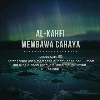 Al Kahfi Membawa Cahaya