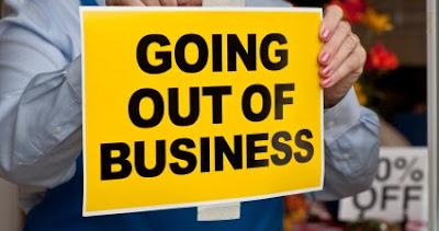 Waspada, Hal-Hal Berikut yang Mengancam Bisnis Anda Cepat Mengalami Kegagalan
