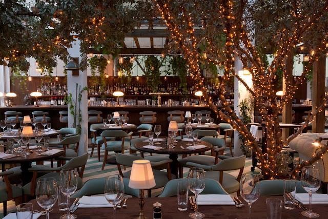 Restaurantes românticos