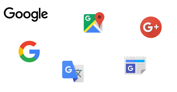Google mobile applications begin to change the icon design