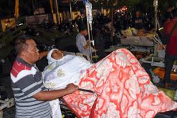 Gempa Bumi Terjadi di Lombok dengan Kekuatan 7 Skala Richter