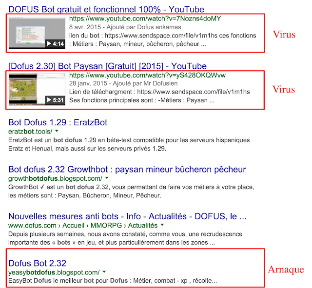 bot dofus bucheron