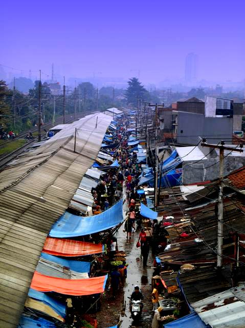 Pasar Kemiri Muka Kota Depok