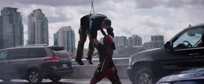 Deadpool - Marvel - 20 Century Fox - Cómic y Cine - el fancine - ÁlvaroGP - el troblogdita - Álvaro García