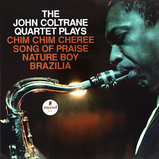 John Coltrane, The John Coltrane Quartet Plays