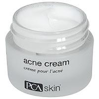 Cremas para el acne