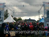 Puncak MAXI Yamaha Day Borobudur 2018 Dimeriahkan Ribuan Peserta
