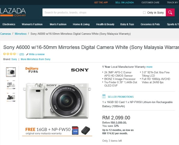https://www.lazada.com.my/sony-a6000-w16-50mm-mirrorless-digital-camera-white-sony-malaysiawarranty-1807286.html?spm=a2o4k.category-040500000000.0.0.130012ee5Jhf4F&ff=1&sc=MX4F&rb=1406