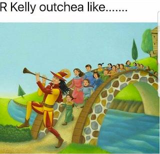 R. Kelly Memes