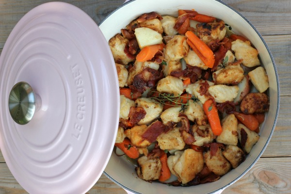 Le Creuset Dutch Oven Chicken