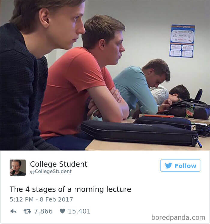 20 Fascinating Posts That College Students Will Relate To