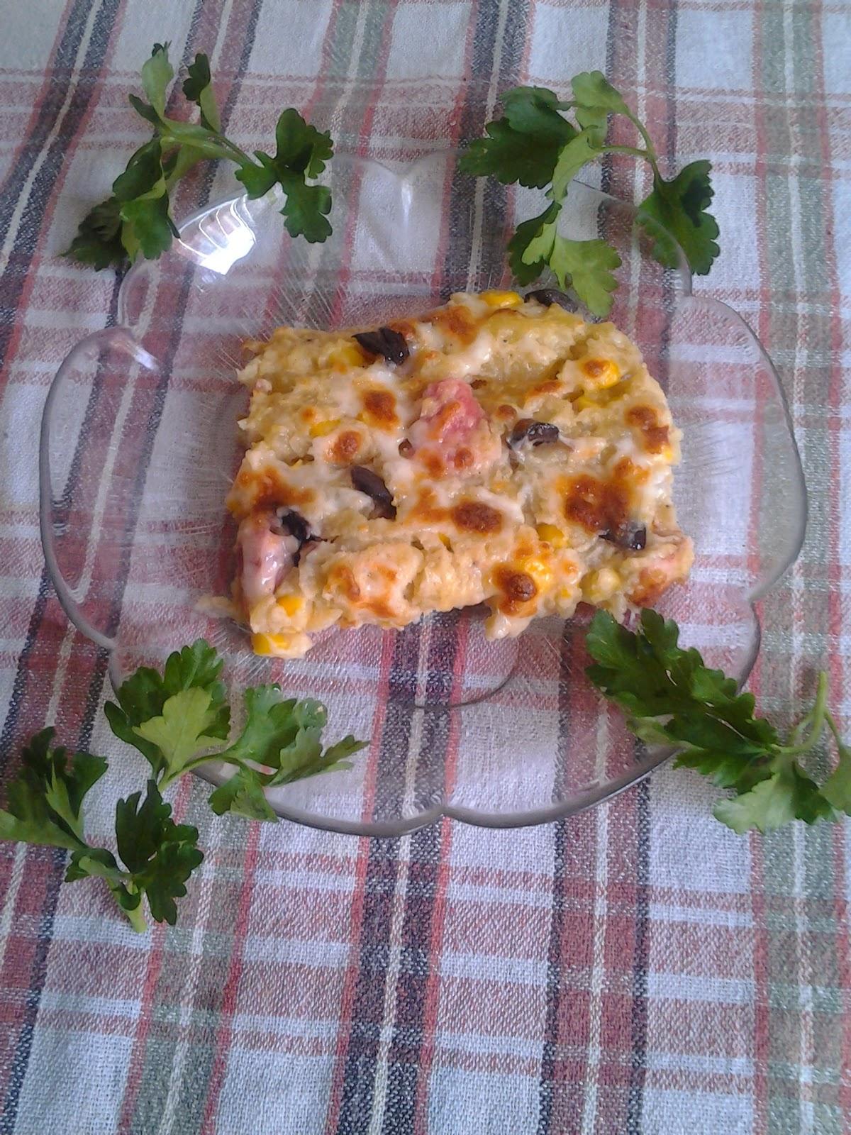 patatesli pizza nasıl yapılır