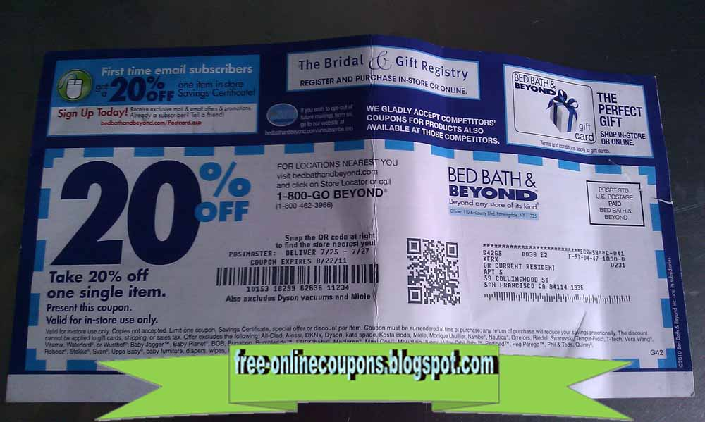 Bed Bath Beyond Check Gift Card Balance