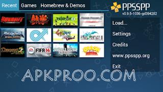 Kumpulan Games PSP PPSSPP Iso Android Terbaru