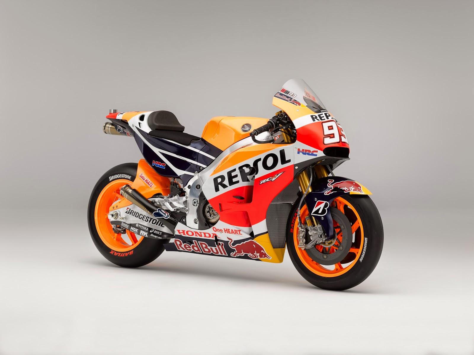 Honda Racing Moto Gp: Racing Cafè: Honda RC 213V Repsol Honda Team MotoGP 2015