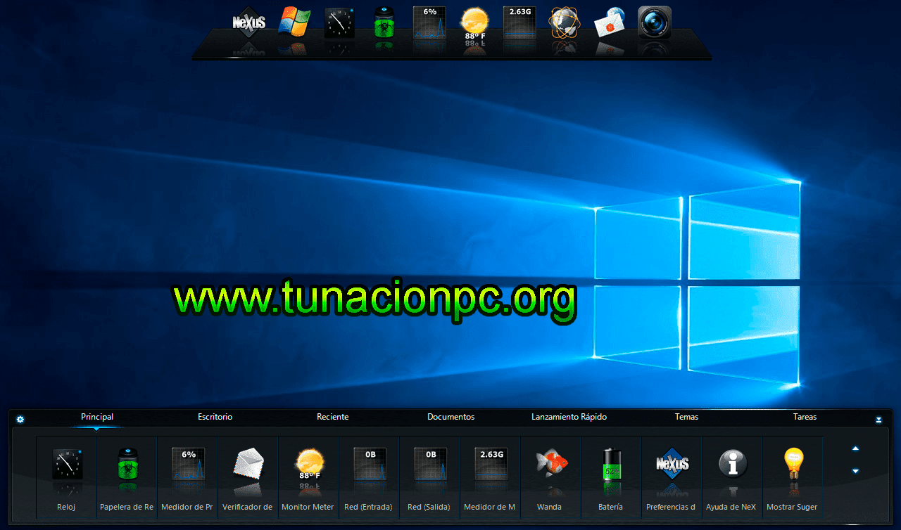 Winstep Nexus Ultimate v17.1.0.1064 Final Imagen