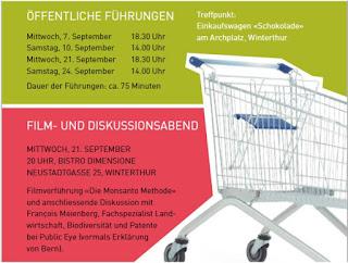 Die Welt im Einkaufswagen