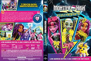 Monster High Electrified - Electrizante
