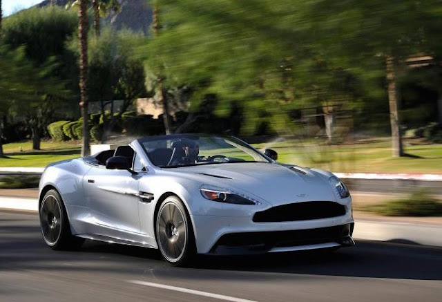 Janet Jackson - Aston Martin Vanquish