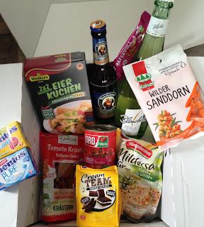Überraschung; Lebensmittel