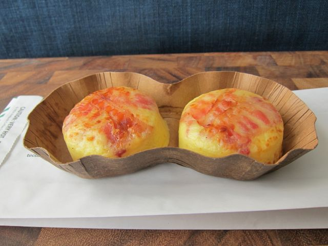 Review Starbucks Bacon And Gruyere Sous Vide Egg Bites