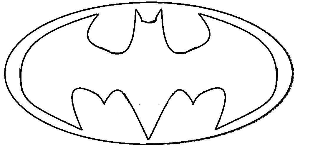 Desenholândia: Desenhos Do Batman Para Pintar, Colorir Ou