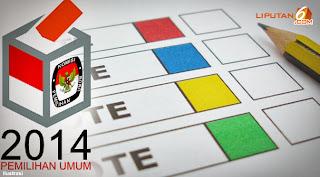 Ilustrasi Pemilu - liputan 6 - jppr