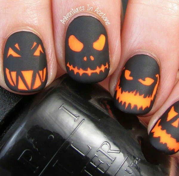 Top 10 Halloween Nail Art Ideas – Part 1