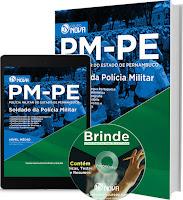 Apostila Concurso PM PE - Soldado da Polícia Militar (PMPE).