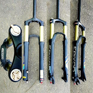 Fork Epixon Travel 100 dan 120 dan 140 Lock Out