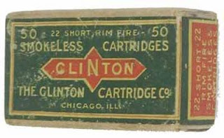Clinton Ammo Box .22 Short