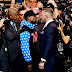 McGregor Tears Mayweather as Rivals Square Up for Epic Fight (Photos)