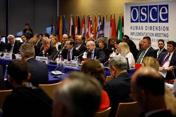 Σουλτάνος εναντίον ΟΑΣΕ:  Απέσυρε την Τουρκική αντιπροσωπεία με πρόσχημα τον… Γκιουλέν!