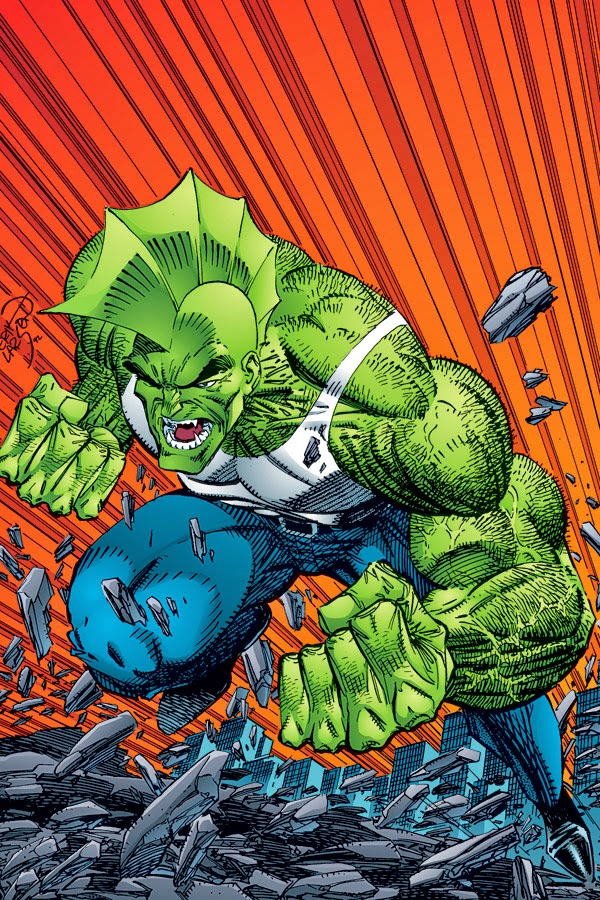 Savage Dragon - Erik Larsen