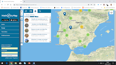 mathcitymap Ruta Museo Arqueológico de Badajoz
