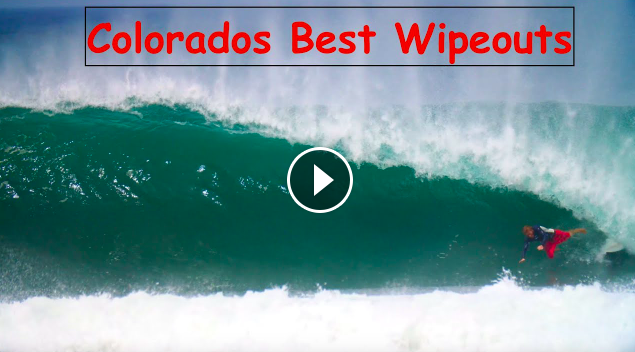 Playa Colorados Nicaragua - Best Wipeouts from the Month of May 2020