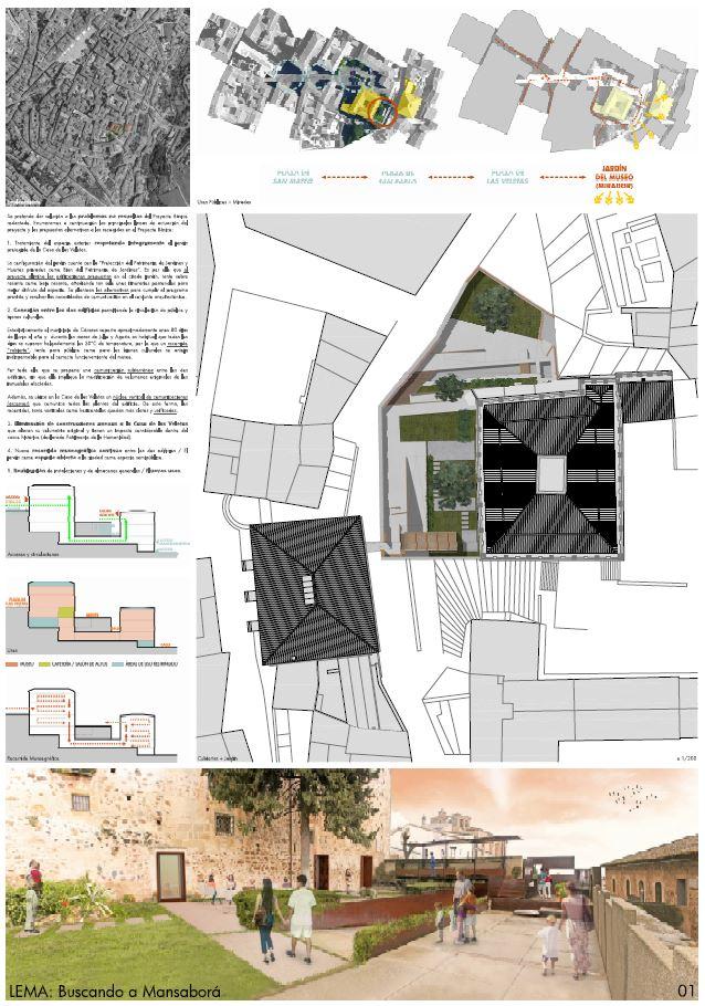 Arquitectura campos alcaide museo provincial de c ceres - Arquitectura tecnica sevilla ...