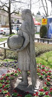 Ur-Keltin mit Grünwalder Fibel