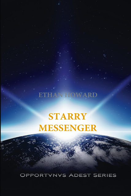 starry-messenger, ethan-howard, book